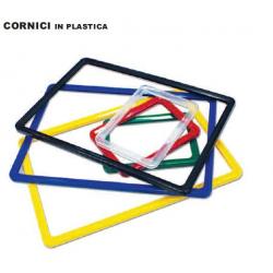 CORNICI IN PLASTICA FORMATO A4