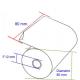 Rotolo Termico Omologato mm.80x80 F.12