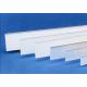 PROFILI porta Frontalini IN PLASTICA PER SCAFFALI H. 40 BARRA DA MM.988