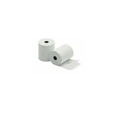 Rotolo Termico POS mm.57x20 F.12 Carta Termica 55 Grammi CONF. da 80