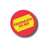 """Rotolo Etichette Tonde """"PREPARATO DA NOI"""""""