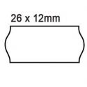 Rotoli Etichette 26 X 12 Bianche per Surgelati