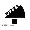 Lavagnetta da Tavolo Pizza