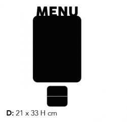 Lavagnetta da Tavolo Menù