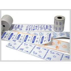 Rotolo Scommesse mm. 80x80 Carta Termica da 80 Grammi Retrostampa Personalizzata con Marchi Nazionali