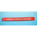 Striscia Adesiva Calpestabile Kit 5 Pezzi
